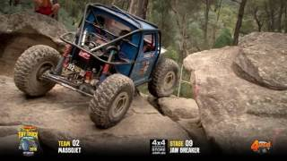 Tuff Truck Challenge 2016 - MASSOJET on Jaw Breaker