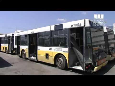 Autobus da rottamare