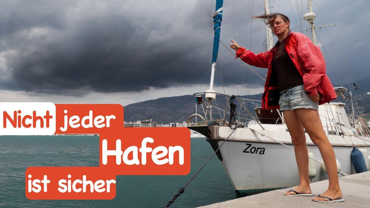 Download Sturm im Hafen: 4 Boote kaputt Wir segeln #95