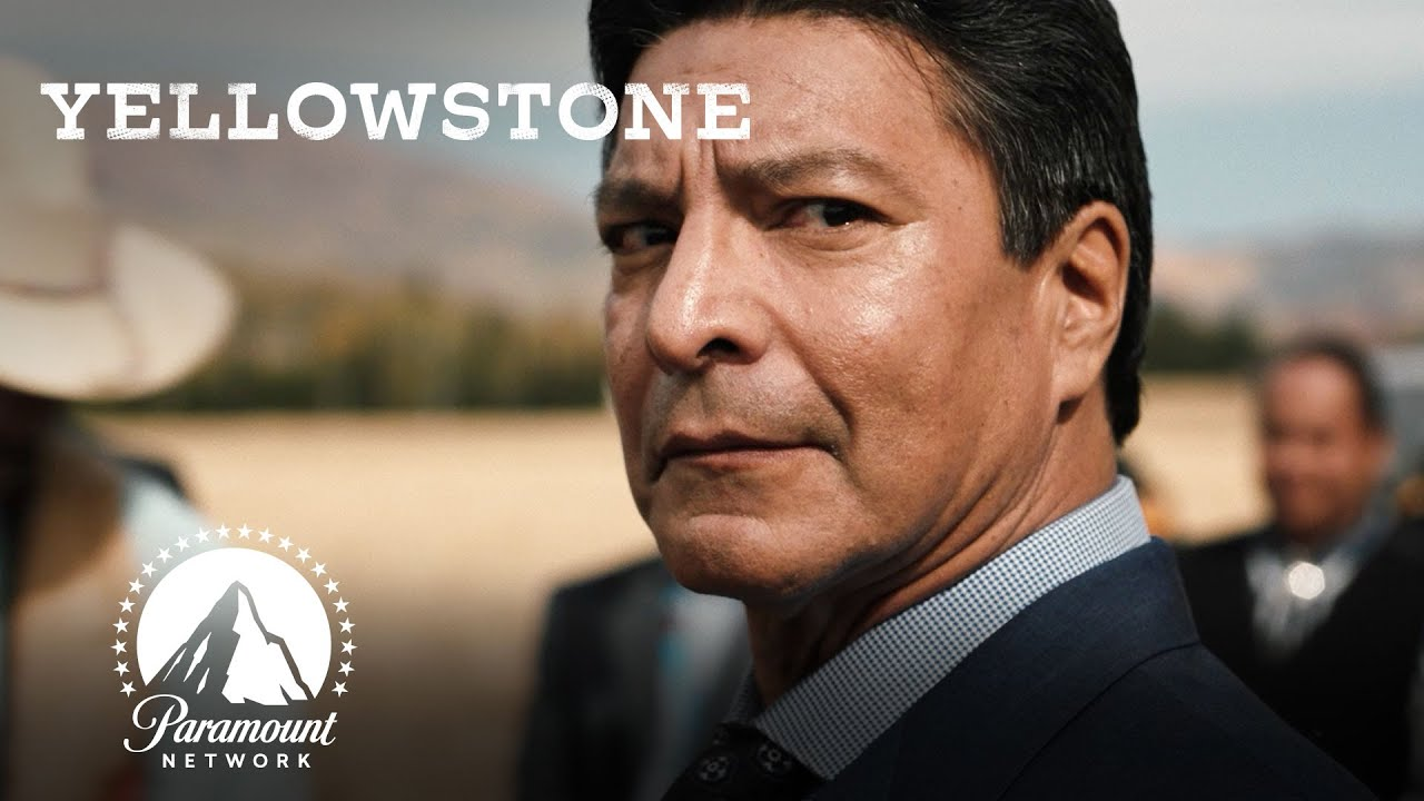 Download Sharing Native American Stories | Yellowstone | Paramount Network