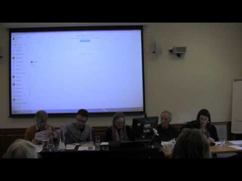Book Launch: Routledge Handbook of Indigenous Peoples' Rights - Part 1