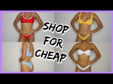 SUPER AFFORDABLE BIKINI HAUL!