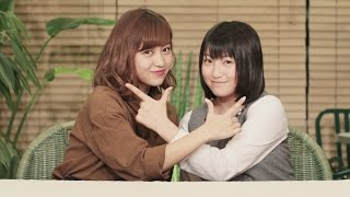 MCは、℃-ute萩原舞とモーニング娘。'15羽賀朱音! 11/11発売、アンジュ...