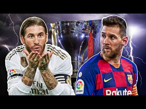 Is Barcelona VS Real Madrid The Closest La Liga Title Race In Years?! | Euro Round-Up