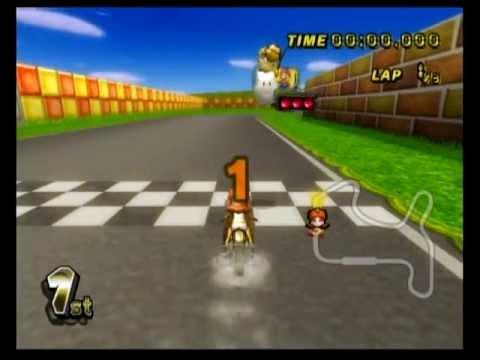 Wii Hunters vs Star Racerz
