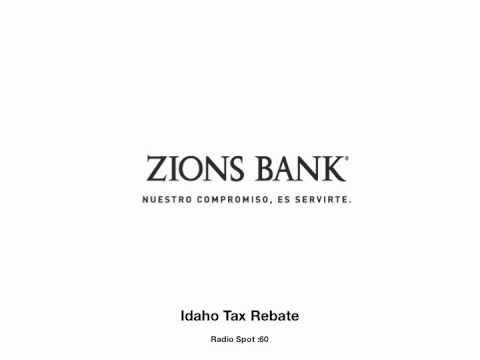 ZB Idaho Tax Rebate   Radio