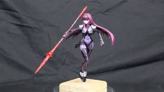 Scáthach Fate Grand Order. 1/8 scale GK