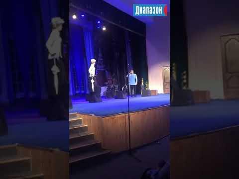 Спектакль «Анна Каренина» в драмтеатре им. Ахтанова в Актобе