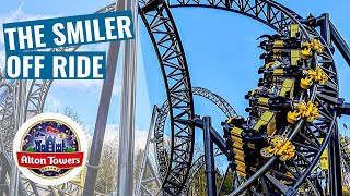 Video The Smiler - Off Ride POV - Alton Towers Resort download MP3, 3GP, MP4, WEBM, AVI, FLV November 2017