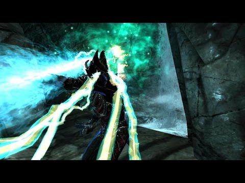 Skyrim Battles - Savos Aren vs Morokei [Legendary Settings]