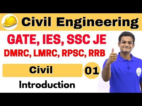 9 AM | Civil by Nikhil Sir | Day #01 | Introduction