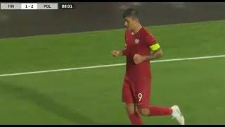 Finlandia U21 - Polska U21 - 1:3 Skrot Meczu 11-09-18 Wszystkie Bramki | Mistrzostwa Europy