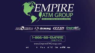 Empire ATM Group - From ATM's to Cryptocurrency