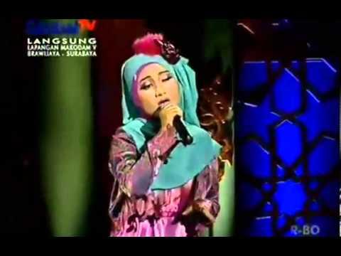 Fatin - Kekasihmu - Live di Gema Muharam Surabaya.