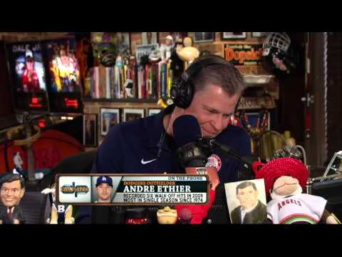 Andre Ethier on the Dan Patrick Show (Full Interview) 5/20/14