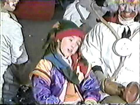Soleil Moon Frye Macy's Thanksgiving Day Parade Nov. 22 1984