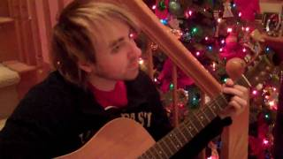 "Pensive Holiday Song ""All Alone on Christmas"""
