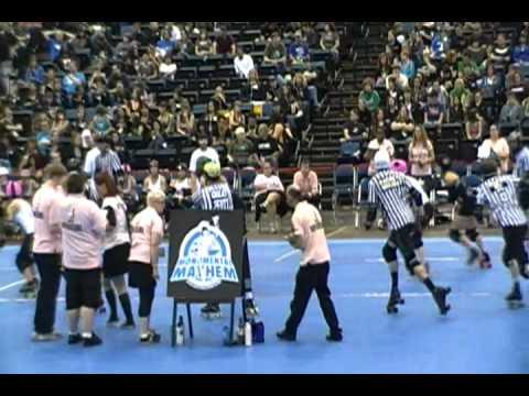 Monumental Mayhem Regionals, 2011: Chicago Outfit v. Arch Rival 2