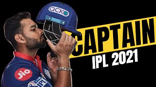 Rishabh Pant: The Captain Is Here | IPL 2021