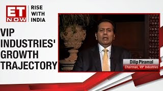 Depreciation Hits Profit   Dilip Piramal of VIP Industries To ET NOW