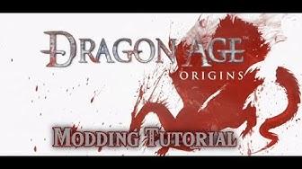 Complete Dragon Age Origins Modding Tutorial + Mod List