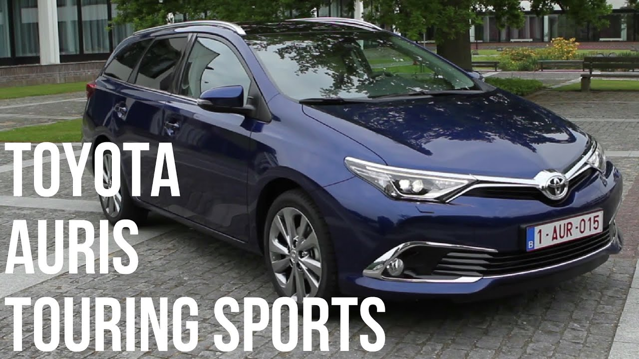 2015 toyota auris touring sports interior exterior and doovi. Black Bedroom Furniture Sets. Home Design Ideas