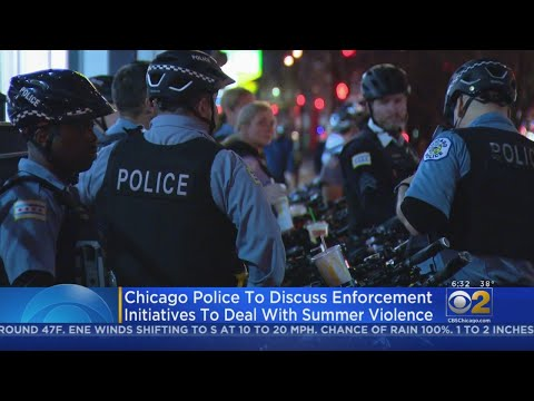 CPD To Announce Summer Safety Plan