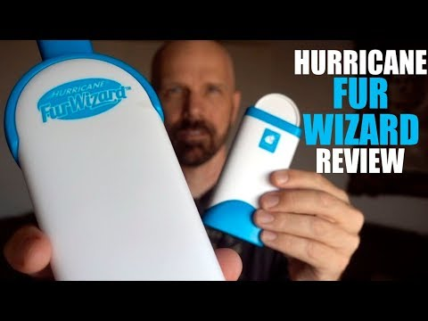 Hurricane Fur Wizard Review: As Seen on TV Lint Brush