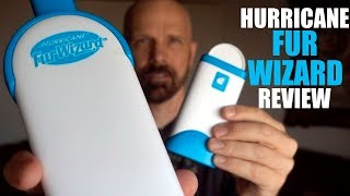 Hurricane Fur Wizard Review: As Seen on TV Lint Brush Mp3