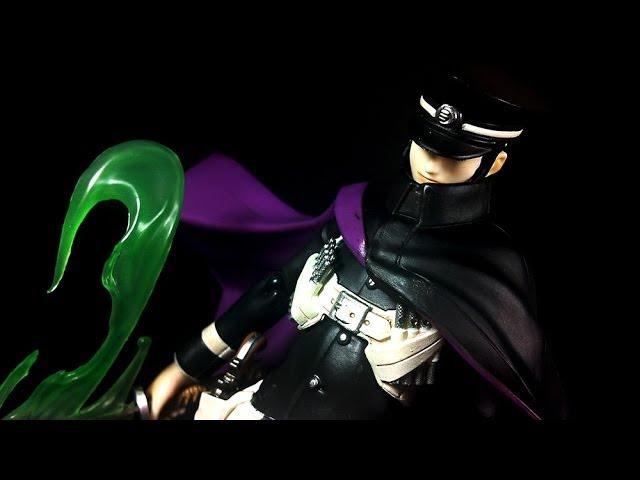 D-Arts Shin Megami Tensei Devil Summoner Kuzunoha Raidou Figure