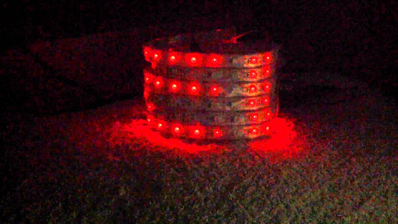 Simple scrolling LED Sign for NeoPixel (WS2811) or LPN8806 | Sub