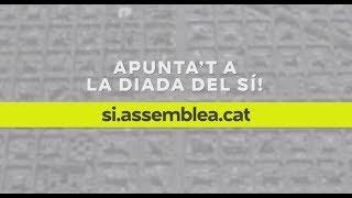 """Presentació de """"La Diada del Sí"""" 11S2017"""