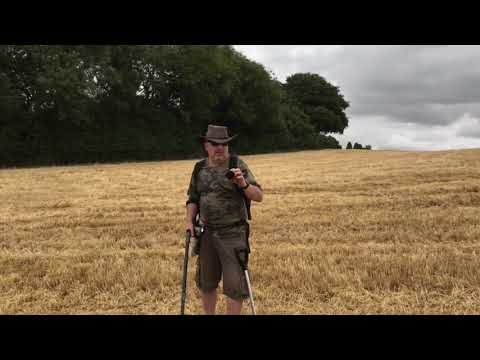 On a weekend wanderers dig in Alton 16/7/17