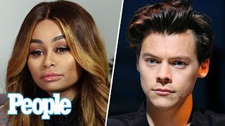 Blac Chyna Tells All In Exclusive Interview, Harry Styles Dishes On