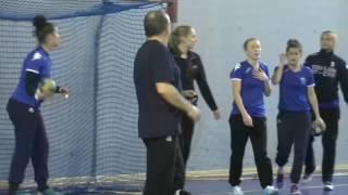Toulon Saint Cyr Var Handball Welcome 2017 Training Physical Performs Gymnase Vert Côteau TV 2017