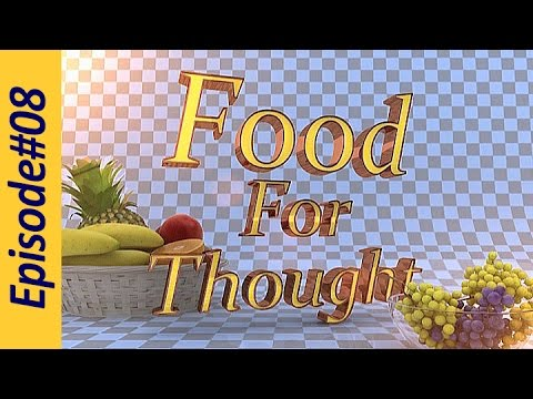 Food For Thought Ep 08 | Eat Less Than Hunger | Islamic Lecture | Madani Channel