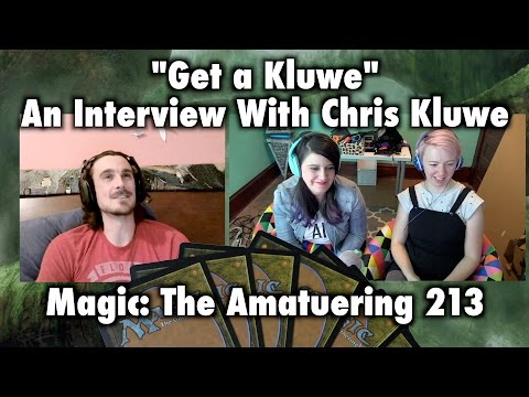 """MTAcast 213 - """"Get A Kluwe"""" An Interview with Chris Kluwe about Magic: The Gathering"""