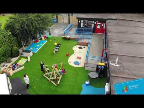 Outdoor Play Equipment For Westminster Nursery School