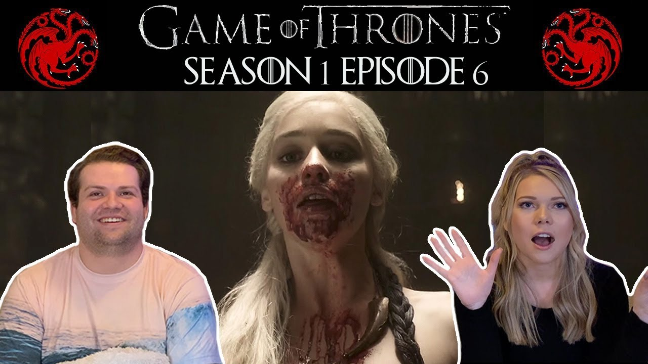 Download WATCHING Game of Thrones Season 1 Episode 6 |A Golden Crown| FIRST TIME |Addies REACTION