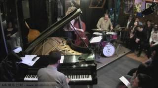 Ari Hoenig Trio at Smalls Jazzclub - Take the Coltrane