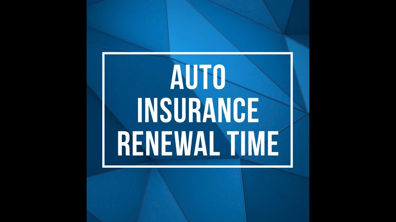 Car Insurance Renewal Which Is Better 2021 - Insurance Amigos