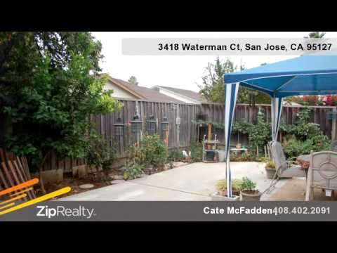 Homes for Sale – 3418 Waterman Ct, San Jose, CA