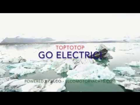 Elco Electric Outboard in Iceland