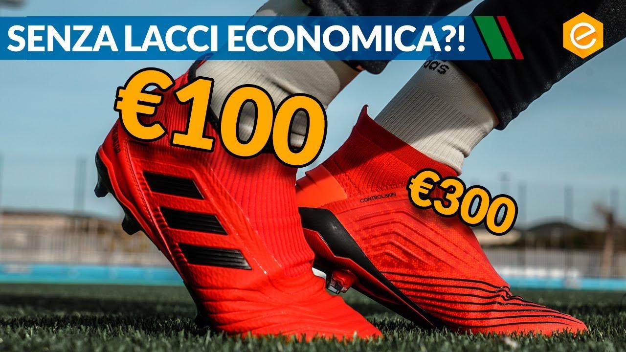 adidas Predator 19.3, la scarpa laceless da 100€ Fútbol