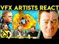 VFX Artists React to Bad & Great CGi 18