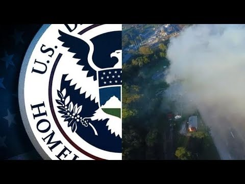 DHS plans Biological weapons simulation test in Newkirk Oklahoma In 2018