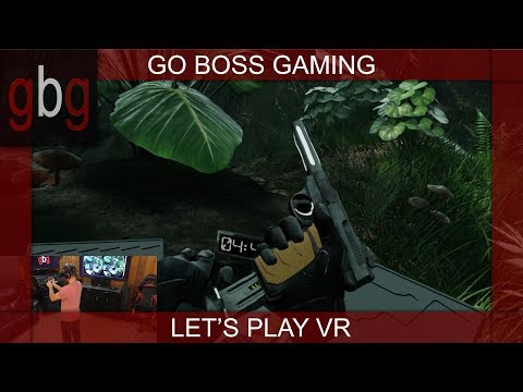 Legendary Hunter VR:  Grab A Pistol And Shoot Some Ducks! |