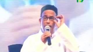 Habib Umar Al Muthohar ; Tausiah khas campur - campur di haul ke 7 Gus Dur & Do'a | Sang Galau