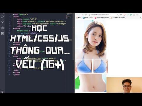 Code Cùng Code Dạo - Học HTML/CSS/JS thông qua... vếu