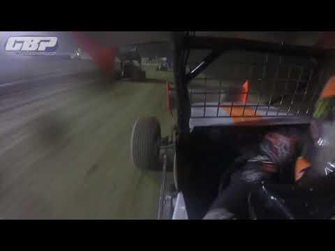 Dylan Westbrook A-Main 8/25/18 Woodhull Raceway In Car